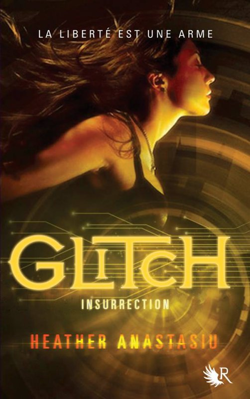Couverture - Glitch T3 : Insurrection
