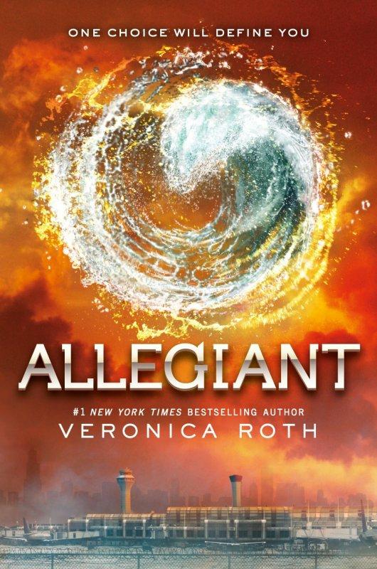 Divergent T3 : Allegiant de Veronica Roth
