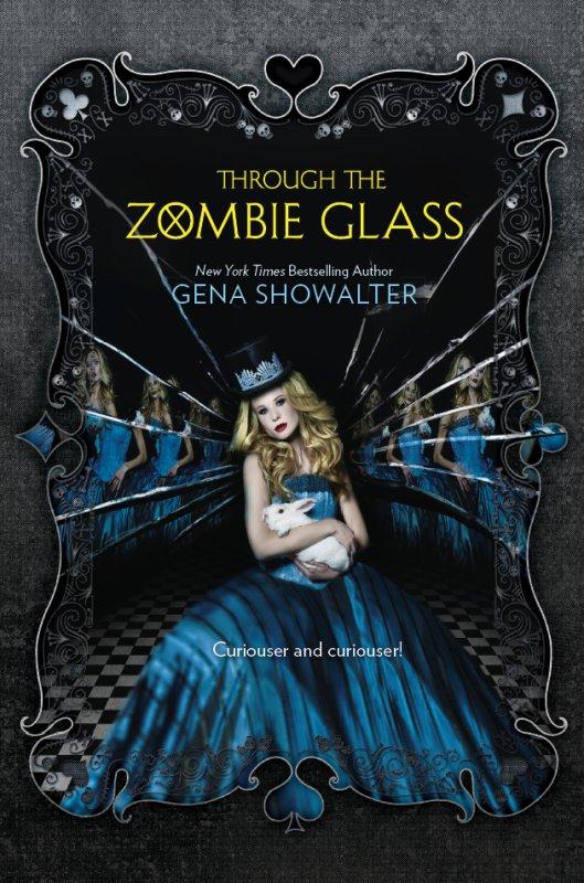 Chroniques de Zombieland T2 : Les Zombies au-delà du miroir de Gena Showalter