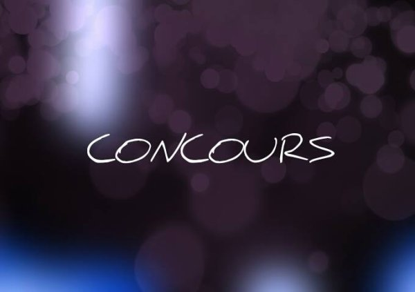 Concours ...