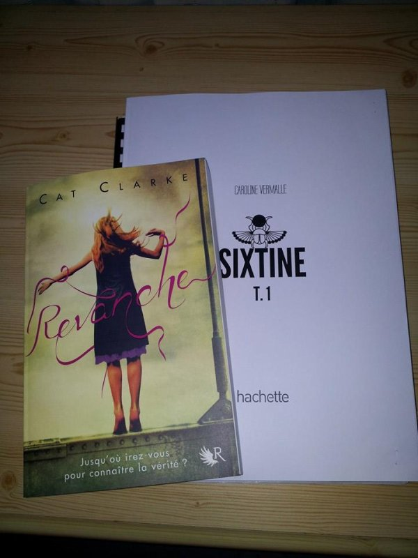 [BAL 19/10/13] Revanche et Sixtine