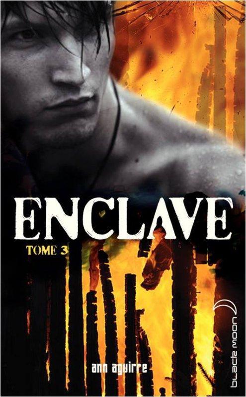 Enclave T3 : La Horde d'Ann Aguirre