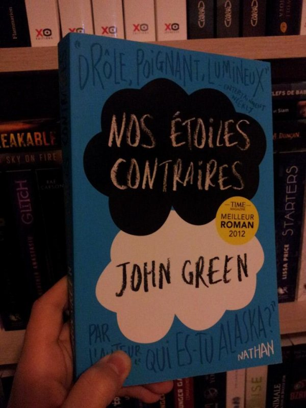 [Achat 22/12/2013] Nos étoiles contraires de John Green