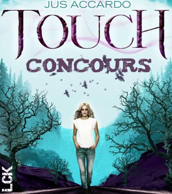 CONCOURS : Tentez de remporter un exemplaire de Touch de Jus Accardo chez WIZ
