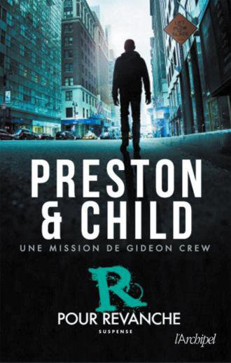 R pour Revanche de Preston & Child