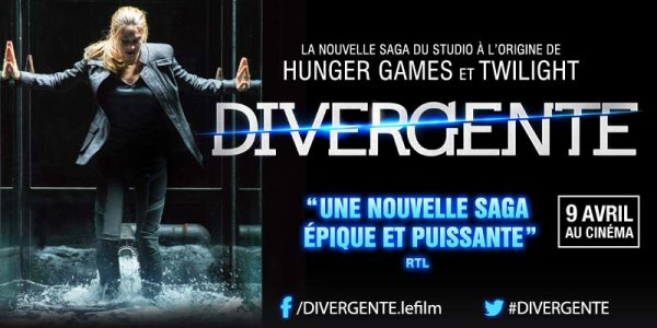 Divergent T2 de Veronica Roth