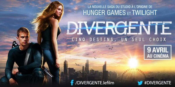Divergent T3 de Veronica Roth