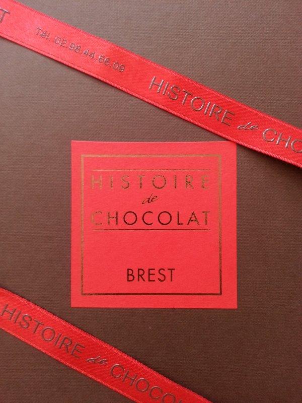 Une histoire de chocolat ... à Brest