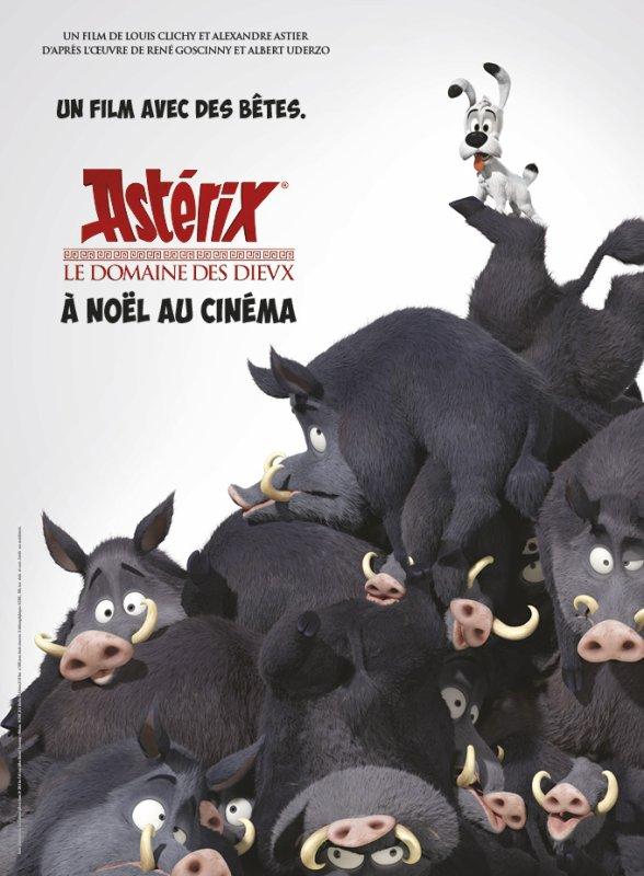 Astérix, le Domaine des DIEVX