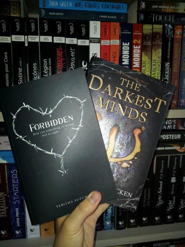 [BAL 05/08/2014] 2 livres VO & 1 livre VF pour bien débuter la semaine...