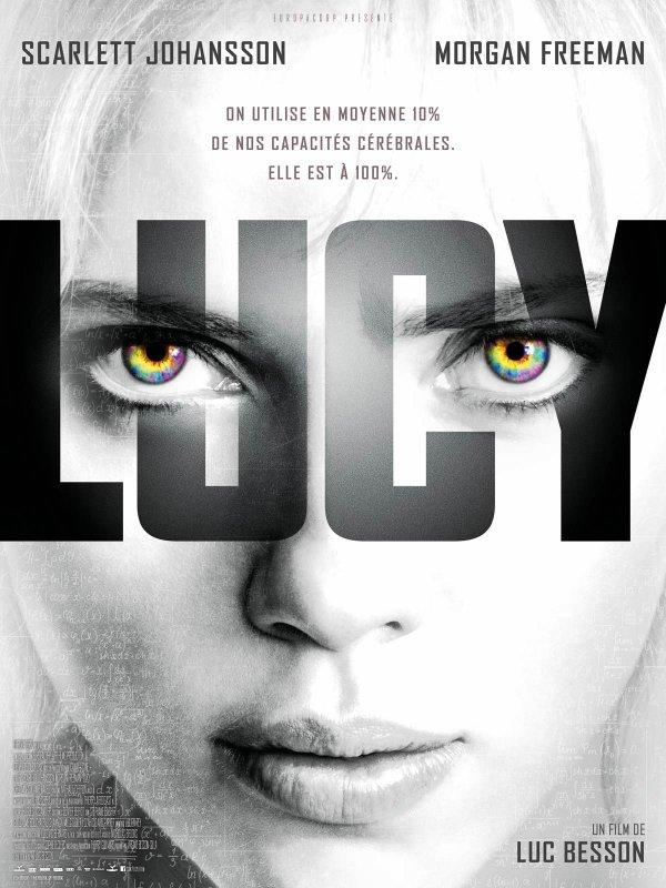 << LUCY >>, réalisé par LUC BESSON