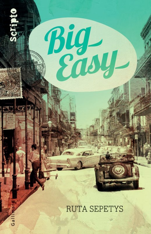 Big Easy de Ruta Sepetys