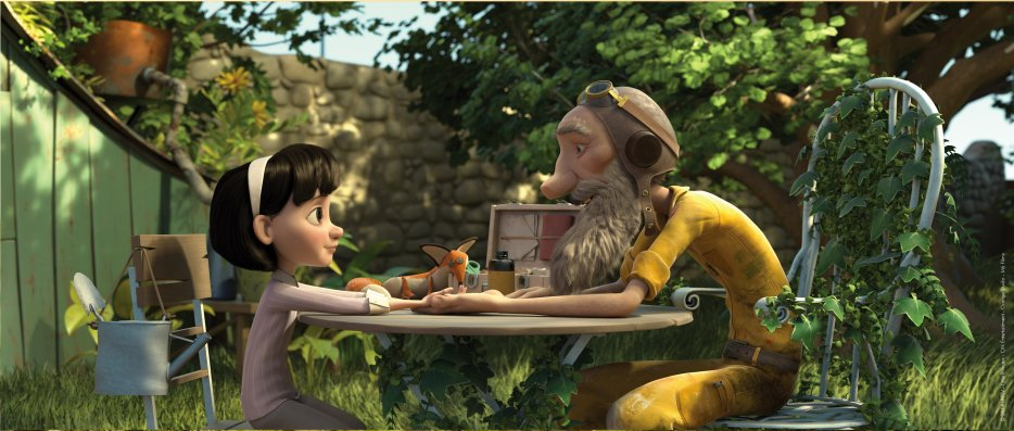[Présentation] Le Petit Prince réalisé par Marc Osborne