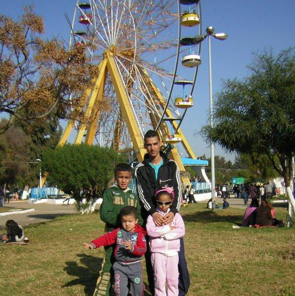 The kids in 31 (Oran)