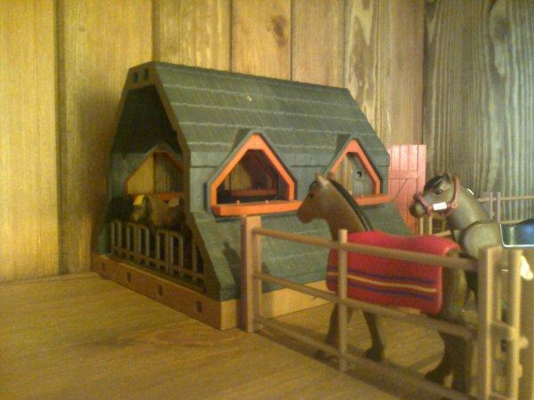 3eme partie du centre equestre !