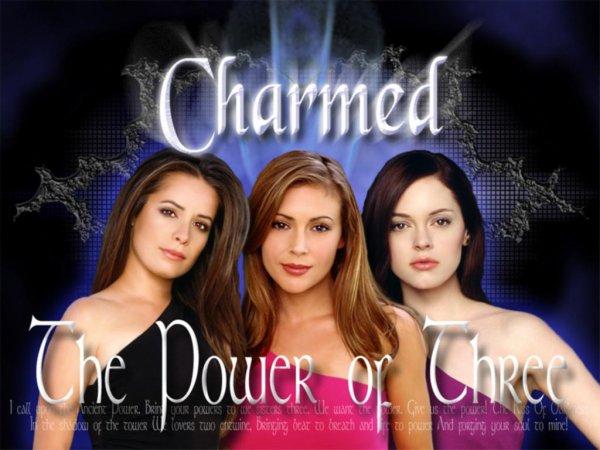 Tu préfère quoi Charmed ou ma famille d'abord ?