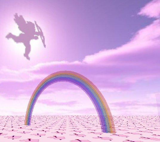 aux portes de l'arc en ciel