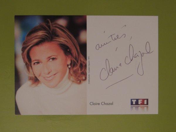 59 - Claire Chazal