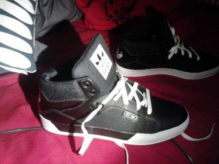 Swag ou pas mes new adidas ?