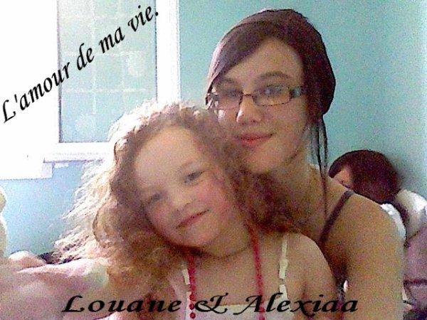 ~> LA PLUS IMPORTANTE DANS MA VIE, MA RAISON DE VIVRE, MA PRINCESSE D'AMOUR, L'AMOUR DE MA LIFE ♥ <~