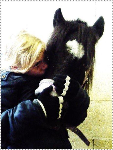 Parce que nous le vallons bien, équitaiton.♥