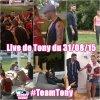 Live de Tony du 31/08/15