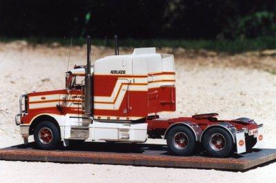 Peterbilt 377 australien