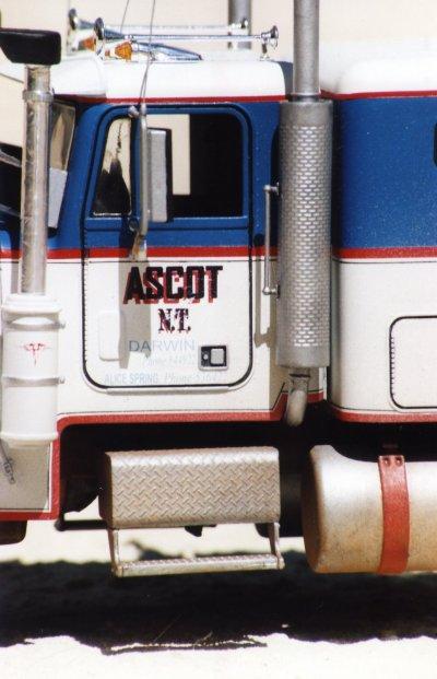 Freightliner FLC australien