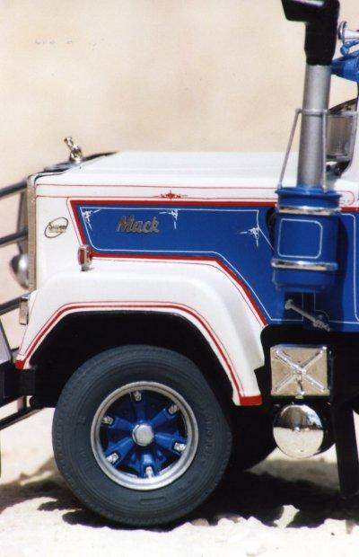 Mack Superliner australien