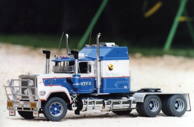 Mack Superliner australien