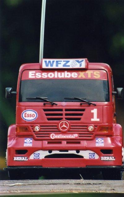 Mercedes Axor course