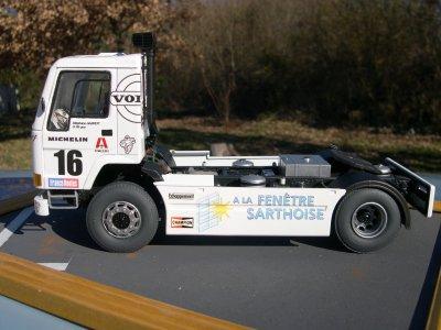 Volvo FL course