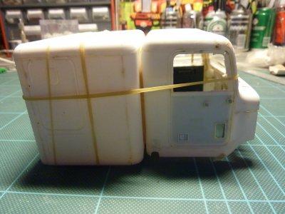 En cours: Freighliner FLD