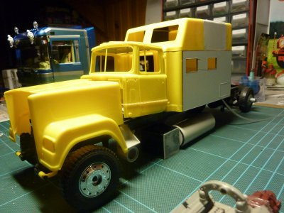 En cours: Mack Superliner