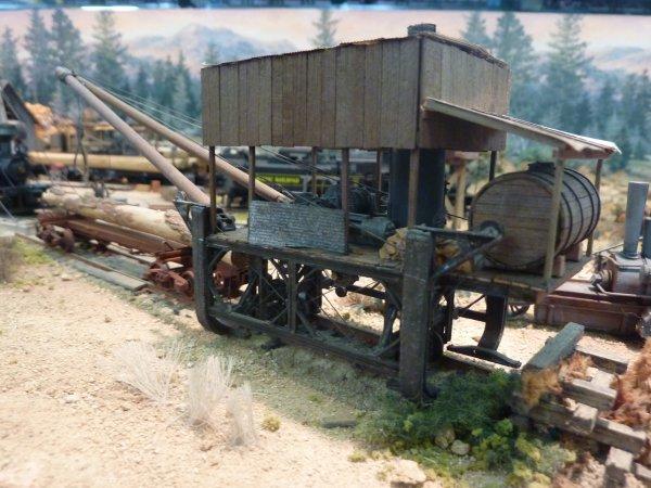 Salon du train de Maubeuge