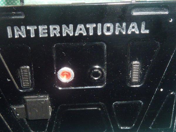 INTERNATIONAL LONESTAR 33