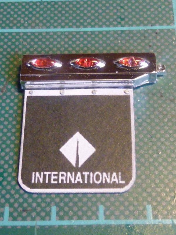 INTERNATIONAL LONESTAR 35
