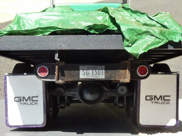 GMC Astro 95 16