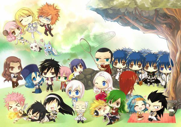 Introduction Fairy Tail