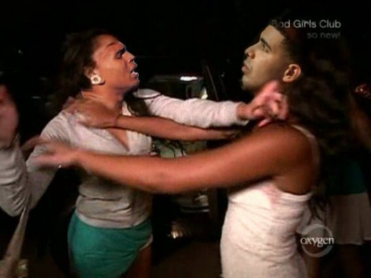 Chris Brown Vs Drake Parodie