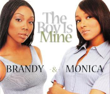 Album Brandy Feat Monica The Boy Is Mine
