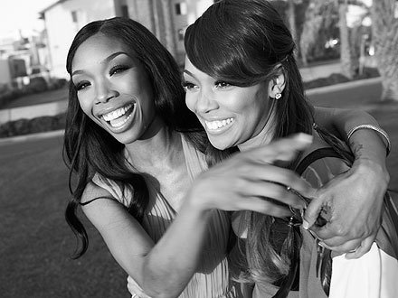 Brandy et Monica