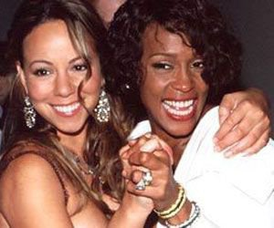 Mariah Carey et Whitney Houston