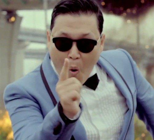 Psy Oppa Gangnam Style