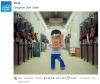Psy Oppa Gangnam Style version LEGO