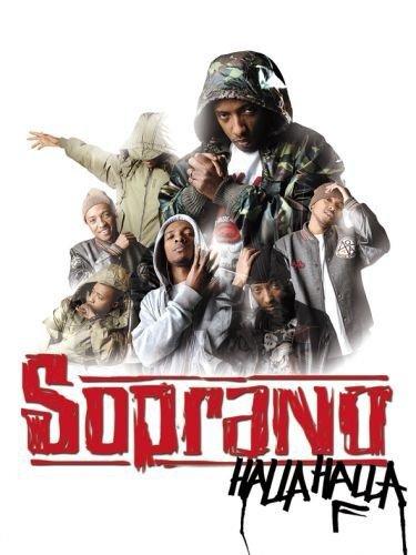 Album Soprano Halla Halla