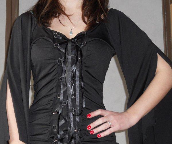 Tunique corset