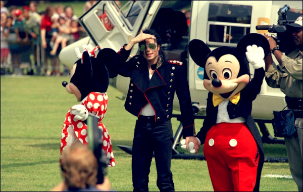 || I never understood why everyone was dogging Michael Jackson, while he, he had a heart.