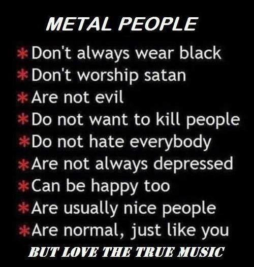 Metal People