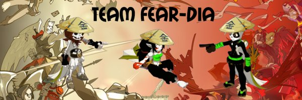 Fear-dia Team, sur Silouate